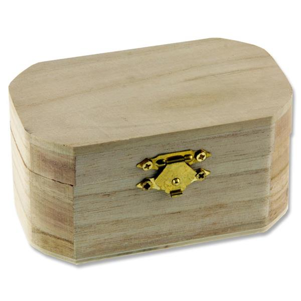 ICON 105x63x53mm WOODEN BOX