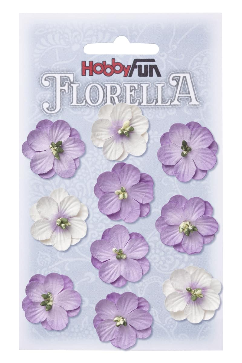 25mm Mulberry paper Lavender pk 103866043