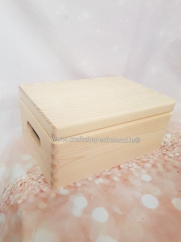 B021 Wooden case with top 20*30cm