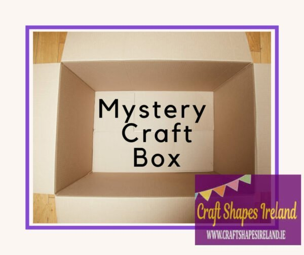 Mystery Box - General craft supplies