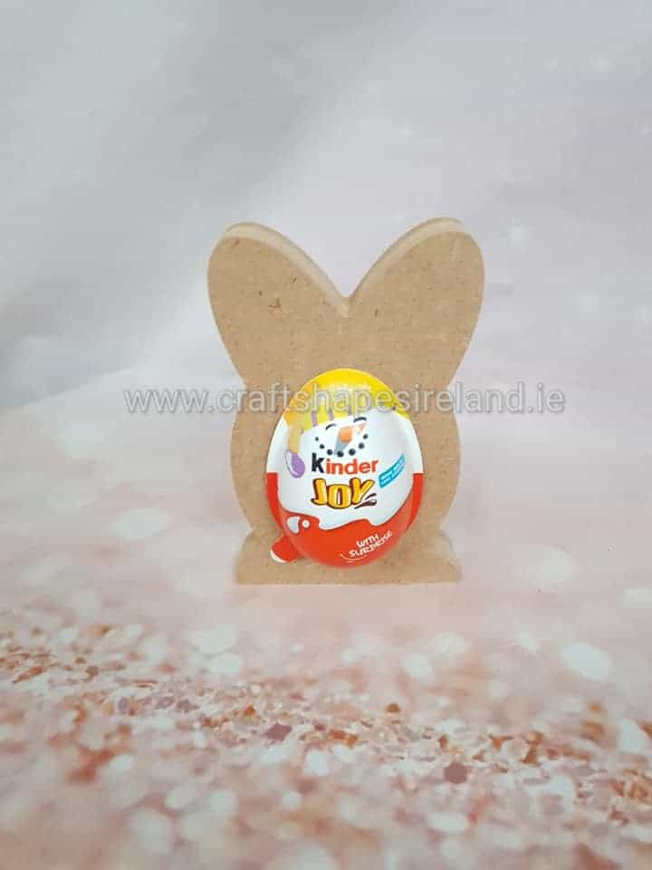 Kinder Holder with ears and feet