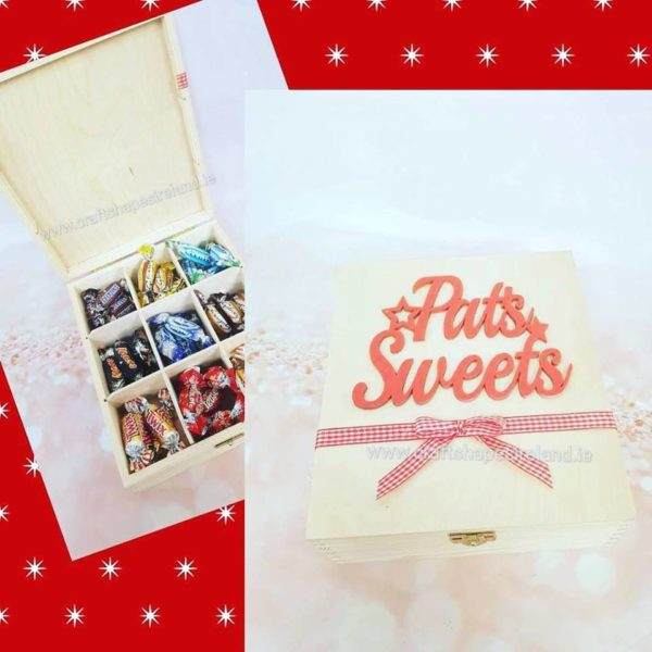 Personalised Sweets box