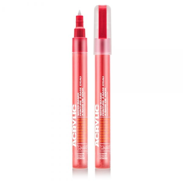 Marker 0.7mm Red