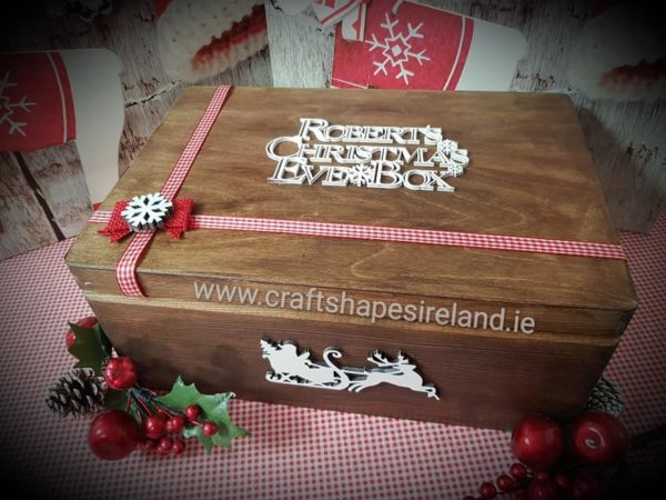 tv Deluxe Christmas eve box - Choice of sizes