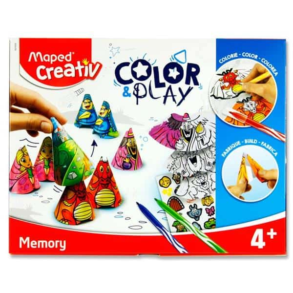 Color & Play - Memory