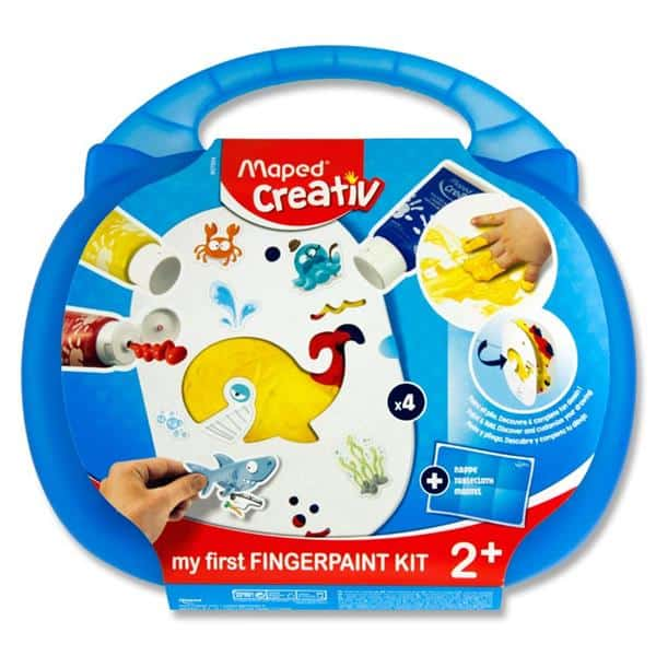 Maped Creativ Early Age - My First Finger Paint Kit