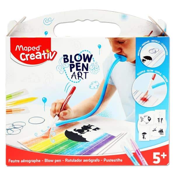 Maped Creativ Blow Pen String Art