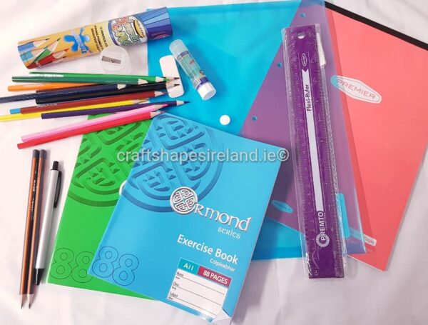 School Essentials Set
