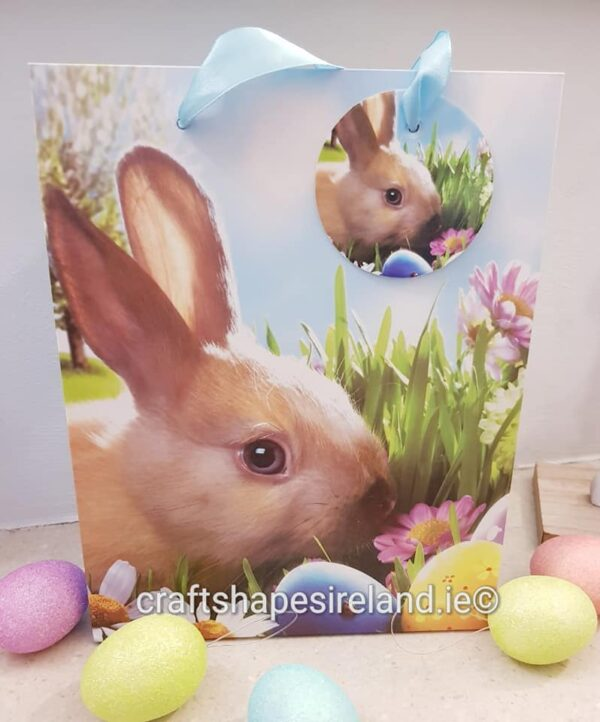 Personalised Easter Craft Kit with bag