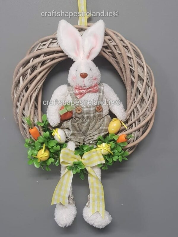 """Peter"" Easter Wreath"
