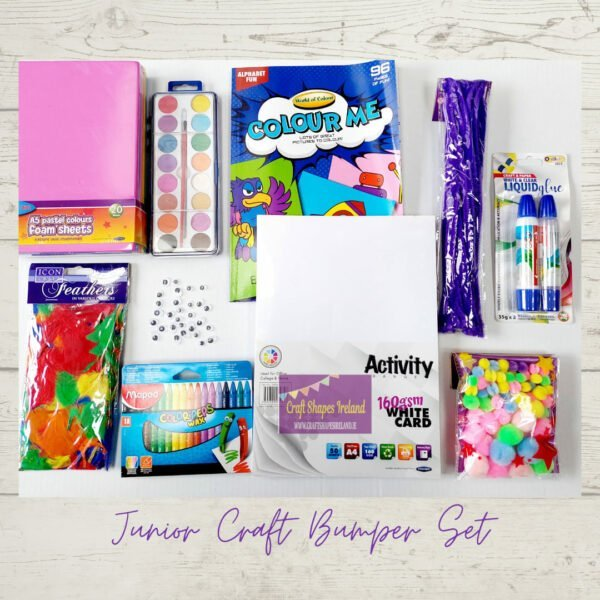 Junior Craft Bumper Set