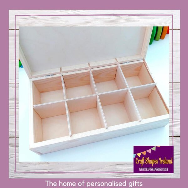 Sorting Box 8 compartments