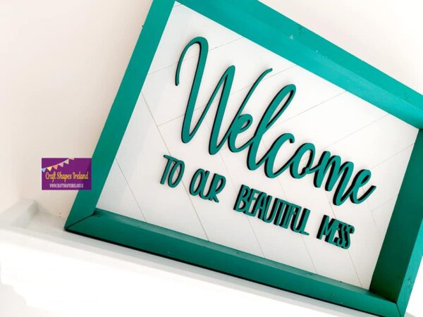 TIU collection - Welcome - customisable